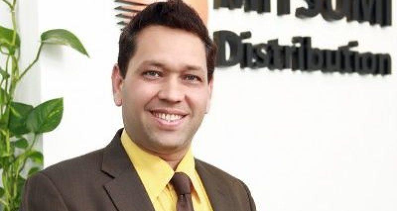 Mitesh Shah, Mitsumi Distribution