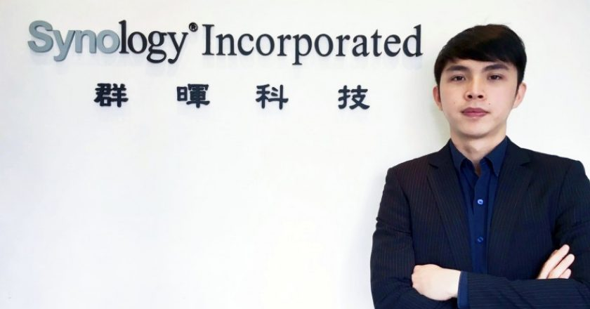 Nick Jheng, regional manager, Middle East, Synology