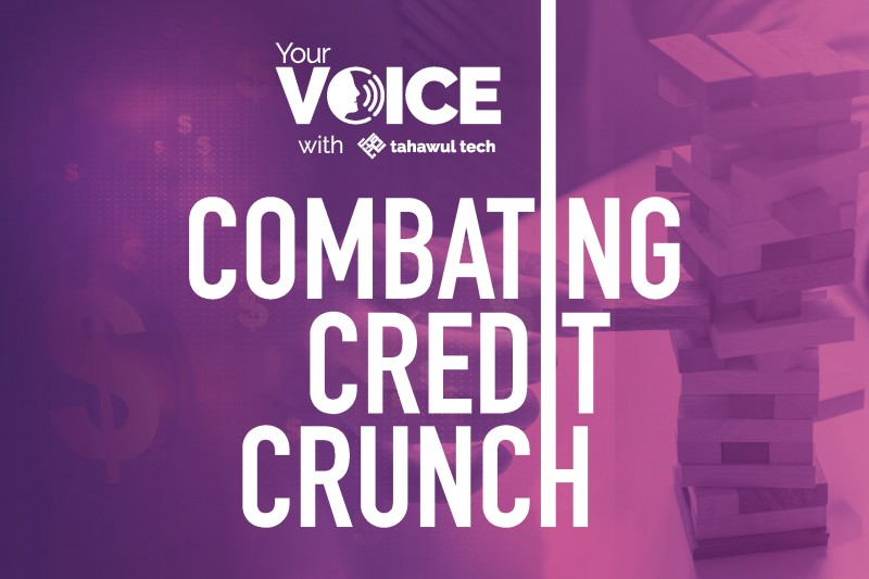 Combating credit crunch
