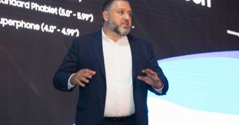 Tarek Sabbagh, Samsung Gulf Electronics