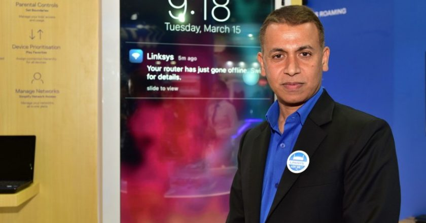 Amanullah Khan, Linksys