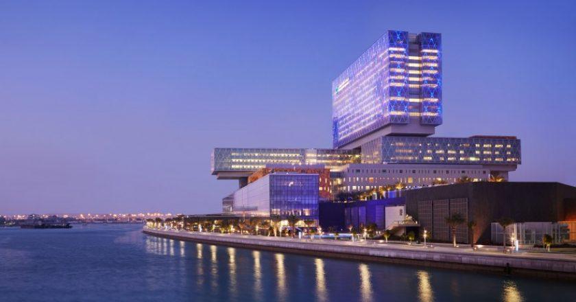 Cleveland Clinic Abu Dhabi is in Mubadala Investment Company's healthcare portfolio