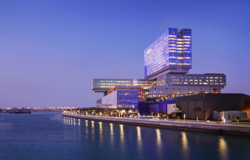 Cleveland Clinic Abu Dhabi is in Mubadala Investment Company's healthcare portfolio