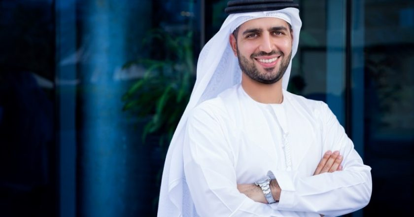 Dubai Internet City's executive director Ammar Al Malik
