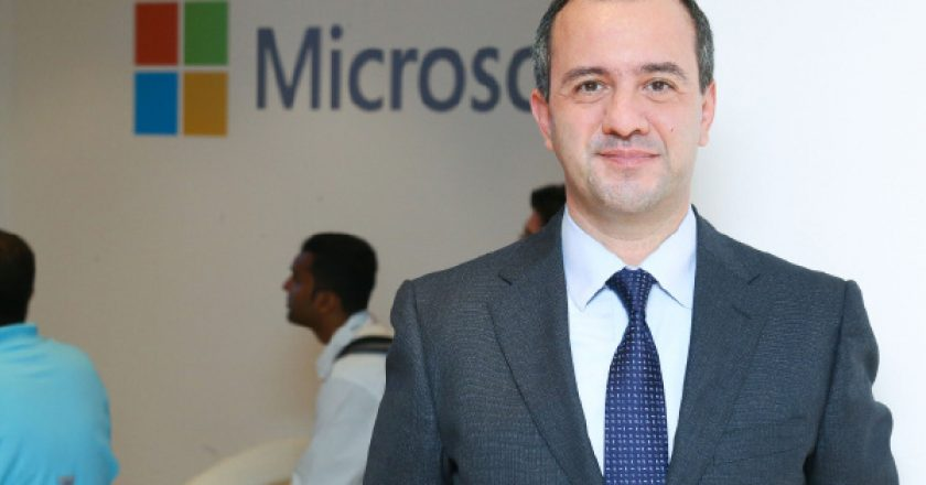 Necip Ozyucel, Microsoft