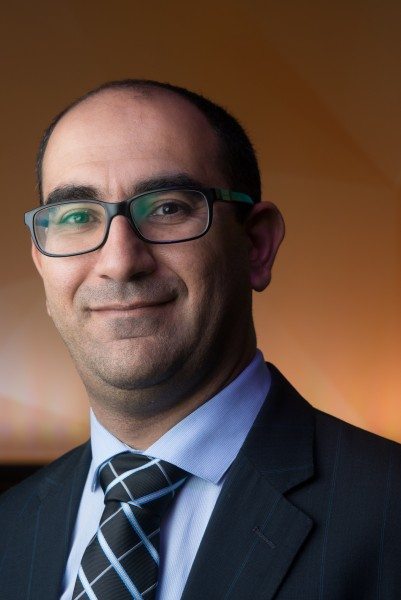 Palo Alto Networks' regional systems engineering director Tareq Abbas