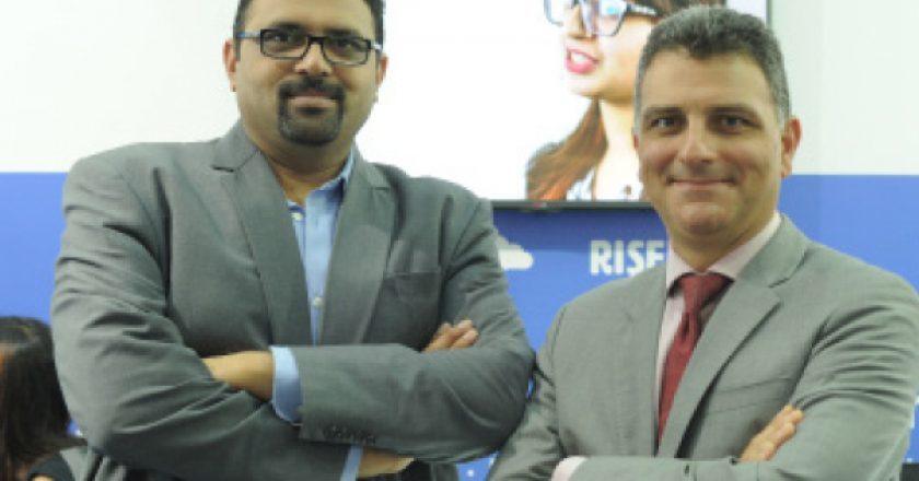 Rahul Bhavsar and Marc Kassis, Ingram Micro