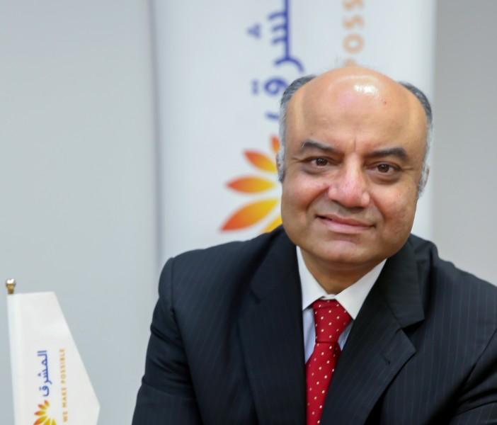 Sandeep Chouhan, Mashreq Bank