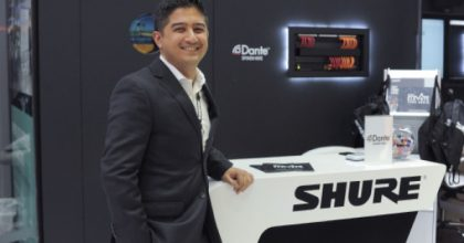 Shure discusses why audio is vital for communication within enterprises