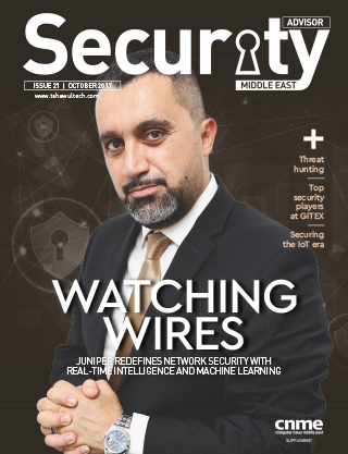 Security Advisor Middle East October 2017