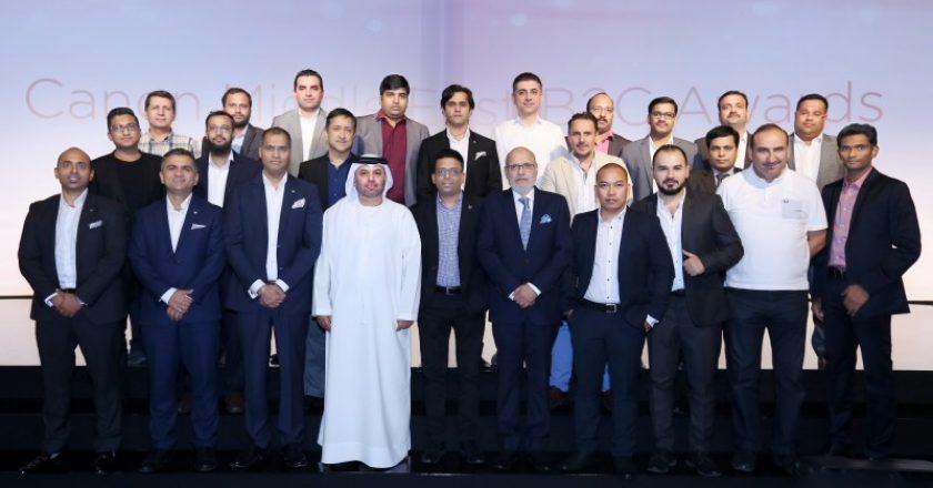 Canon partner UAE