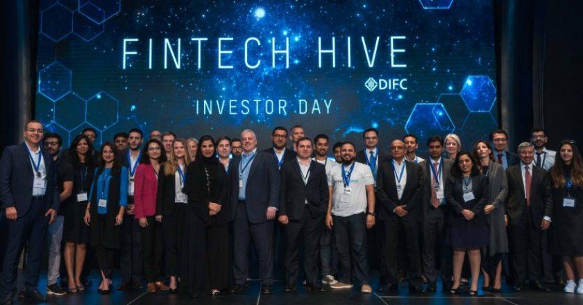 FinTech Hive, DIFC, accelerators, Dubai