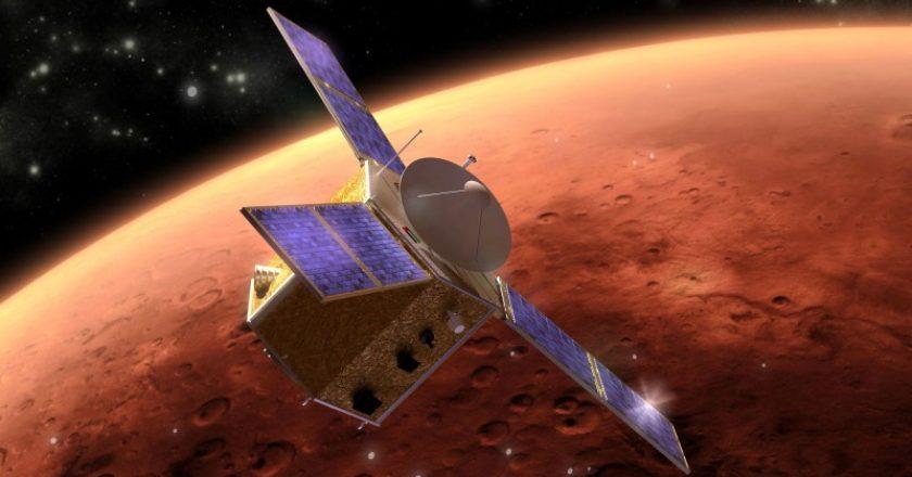UAE Mars City