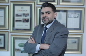 Tristar's group head of IT Adam Lalani