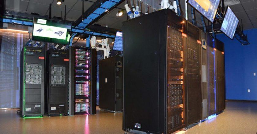 Lenovo data centre