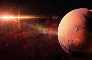 HP has launched a virtual reality simulation of what life could look like on Mars