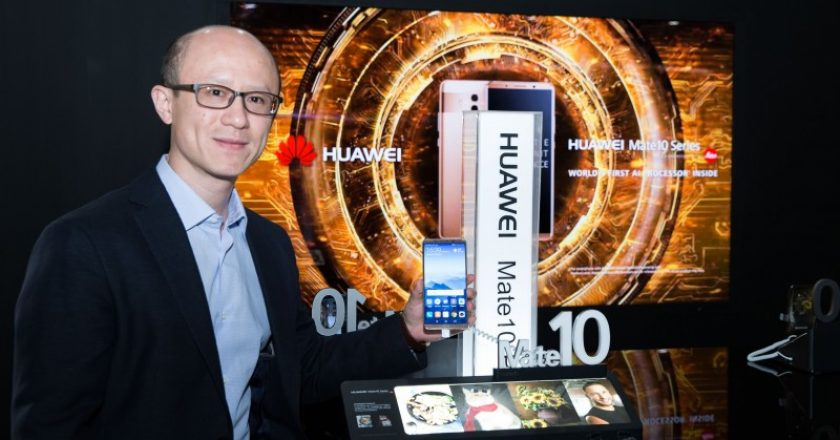 Gene Jiao, president, Huawei Consumer Business Group, Middle East and Africa