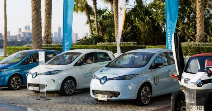 Saudi Arabia, electric vehicles, cars, charging