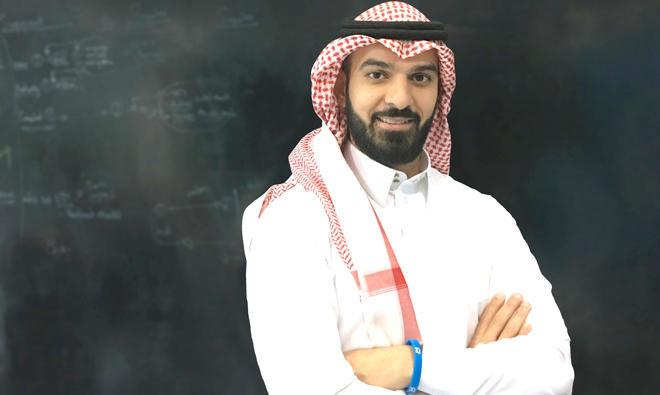 Rashed Al-Rashed, co-founder of Matic