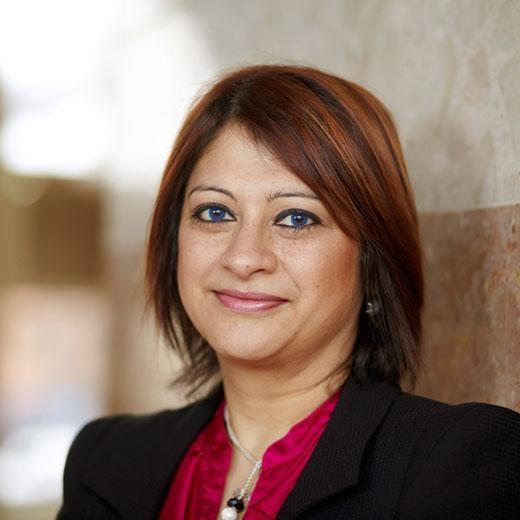 Rashmi Knowles, field CTO, EMEA, RSA