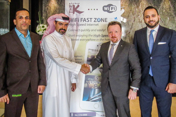 The agreement involves implementing full connectivity solutions to serve the hotel and all its operations, including 237 guest rooms and suites, with high-speed Internet.