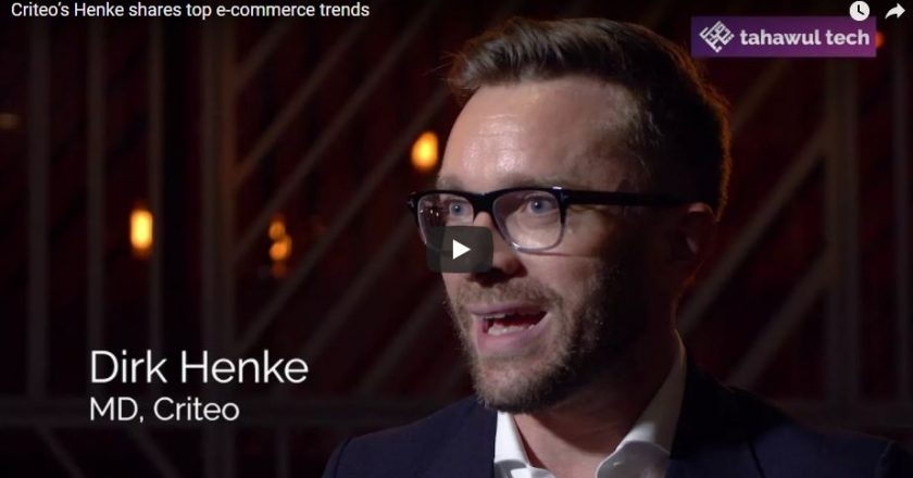 dirk Henke, Criteo, e-commerce