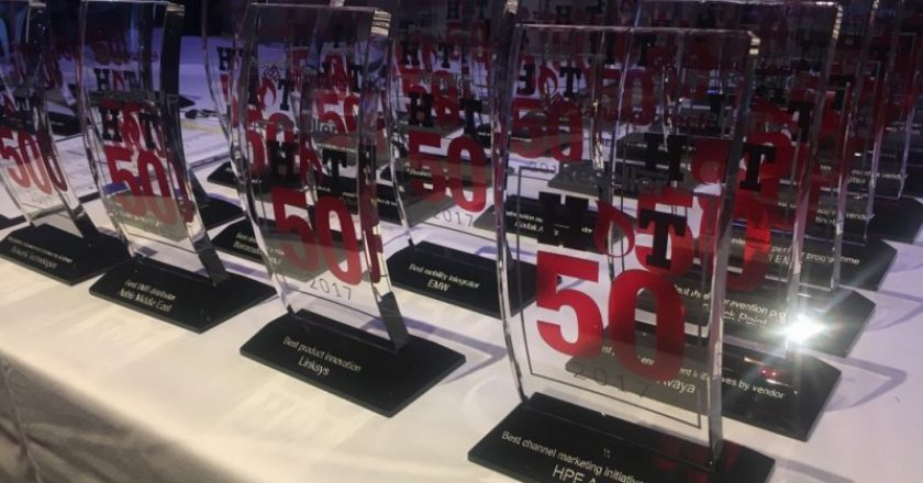 Hot 50 Awards, trophies