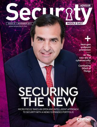 Security Advisor ME November 2017