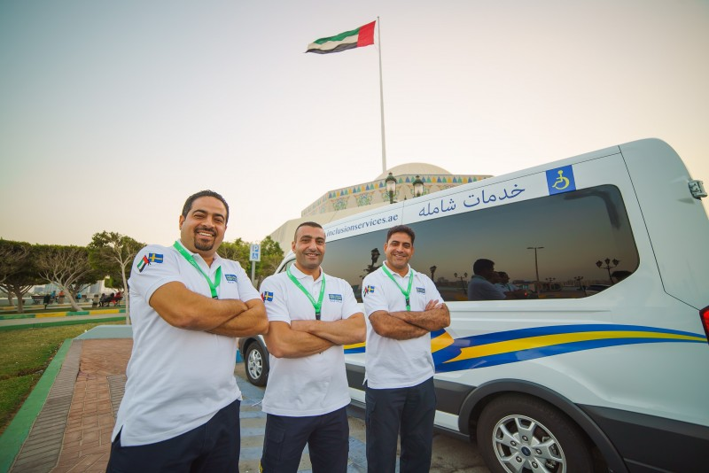 Careem has introduced its fleet of special car type Assist to serve the Abu Dhabi community of people of determination.