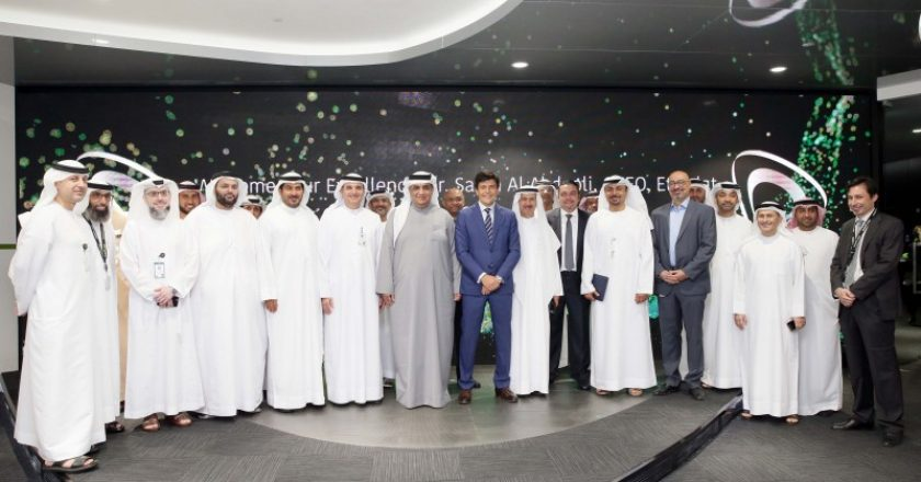 Etisalat Open Innovation Centre