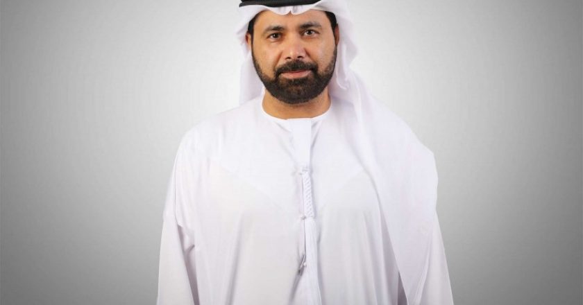 His Excellency Ali Eissa Al Nuaimi, director general, DED-Ajman