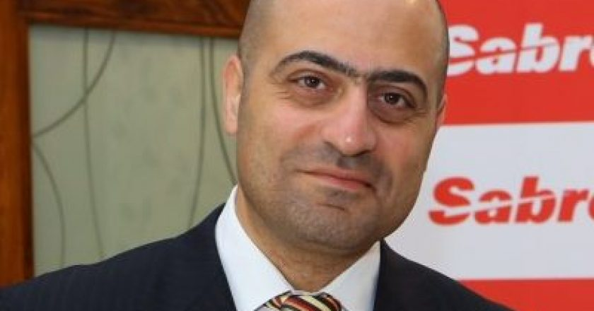 Ibrahim Marmoush , Sabre