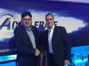 Mahmoud Nimer, StarLink and Kamel Heus, Centrify