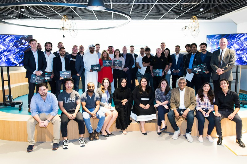 StartAD, NYU Abu Dhabi, hardware startups, Demo Day
