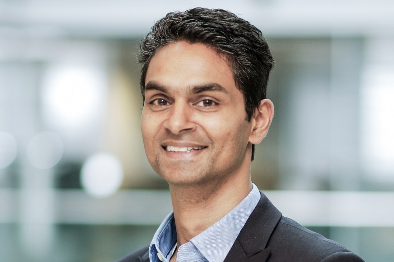 Neil Sholay, vice president of digital, Oracle