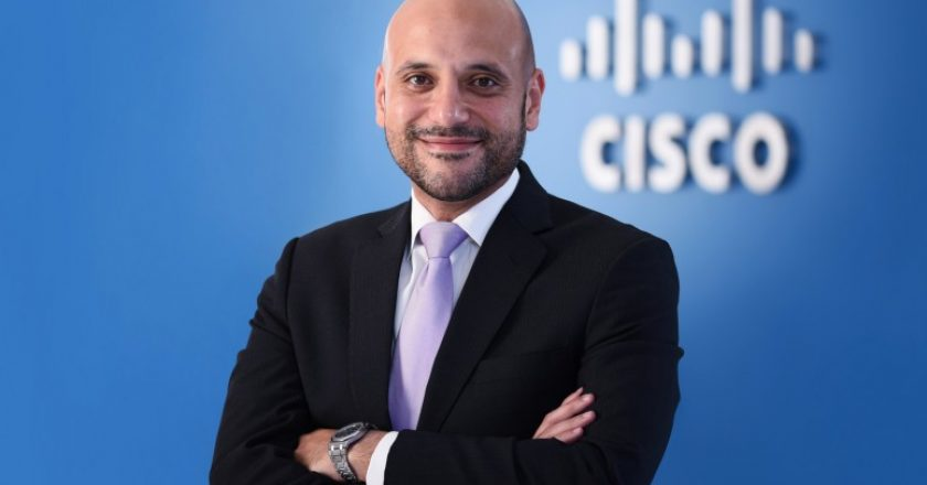 Shadi Salama, Cisco Middle East