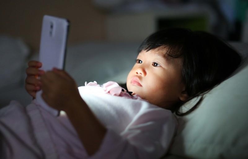 smartphone kids, identity fraud