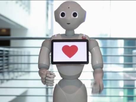 Amal the Dubai Police robot will raise awareness about drug abuse