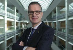 Commercial Bank of Dubai CEO Dr Bernd van Linder