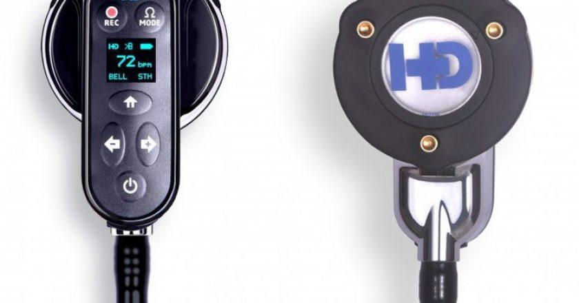 smart stethoscope, HD Medical, HD Steth