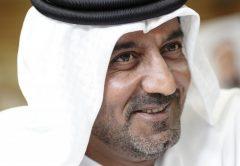 HH Sheikh Ahmed bin Saeed Al Maktoum, chairman of Dubai Airport Free Zone Authority