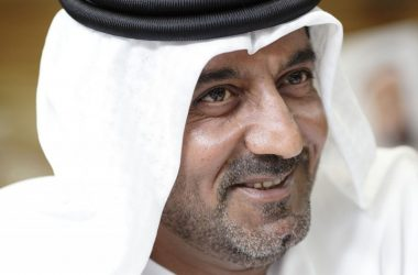 HH Sheikh Ahmed bin Saeed Al Maktoum, chairman of Dubai Airport Free Zone Authority