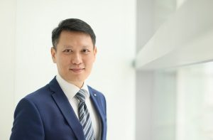 Richard Teng, CEO, Financial Services Regulatory Authority, ADGM