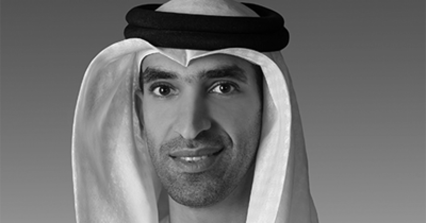 UAE minister for climate change and environment Dr Thani bin Ahmed Al Zeyoudi