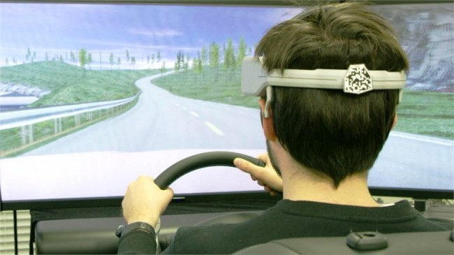 Nissan's B2V technology the result of research into using brain decoding technology to predict a driver's actions and detect discomfort.