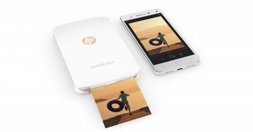 sprocket, HP, mobile printer