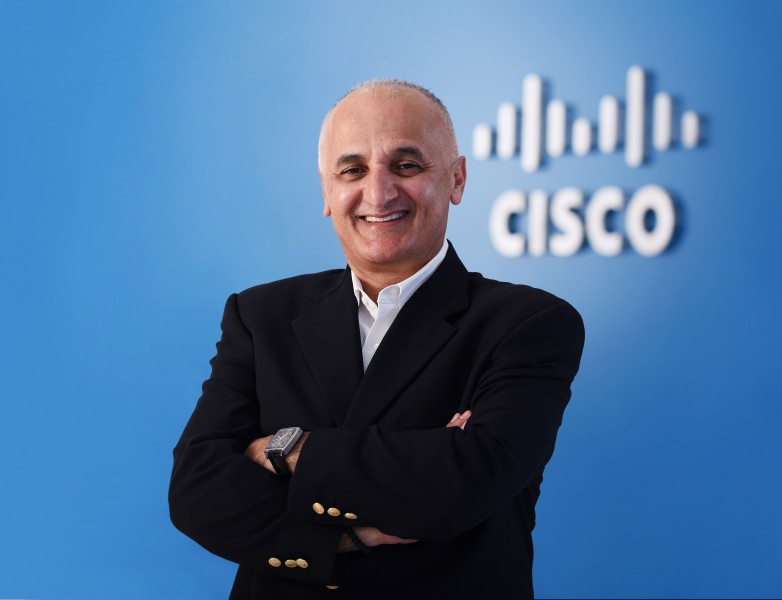 Ali Amer, Managing Director, Global Service Provider Sales, Cisco Middle East and Africa