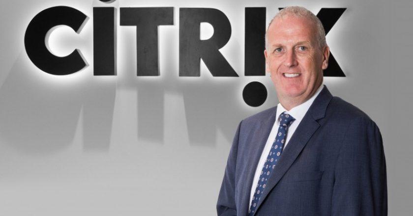 Andy MacDonald, Citrix