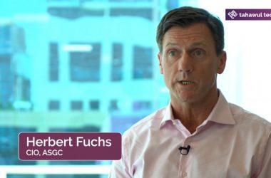 Herbert Fuchs, CIO, ASGC