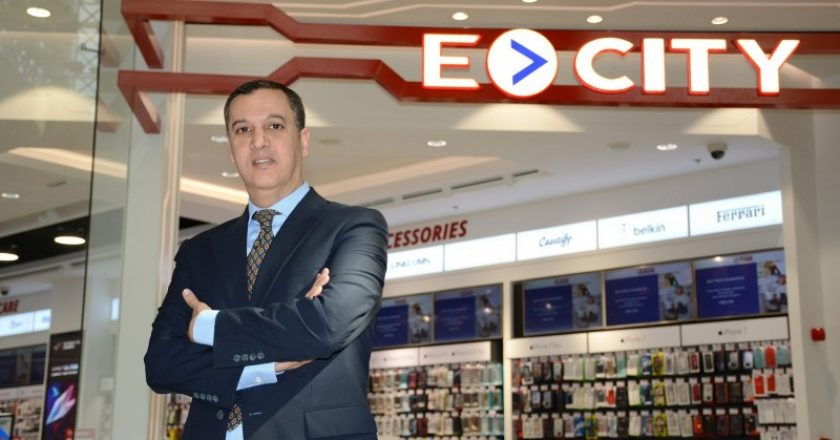 Jaouad Dakir, E-City